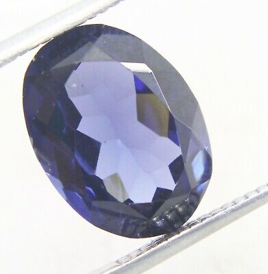 7.70 Ct  Natural Blue Tanzanite Oval Cut Gems GGL Certified Ring size