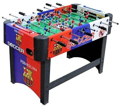 New 4FT Foosball Table Soccer Game Indoor  Kids Toy Chidren Gift