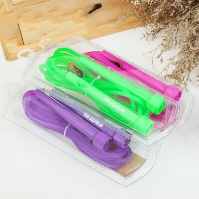Special Rope Skipping Children PVC Plastic Speed Rope AZ