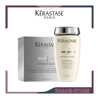Kerastase Kit Densifique Fiale 30 X 6 Ml + Bain Densite' Shampoo 250 Ml