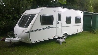 FOR HIRE 4 BERTH TOURING CARAVAN for Holidays, Events, Temporary Accommodation,