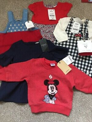 Next Baby Girls Clothes  Brand New With Tags 0-3 Months Rrp Over £60