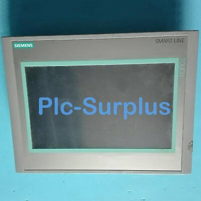 1PC Used Siemens touch screen 6AV6648-0BE11-3AX0 Tested  In Good