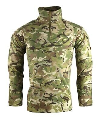 Kombat UK Spec-ops UBACS Top BTP Camo Recon Tactical Shooting Hunting Country