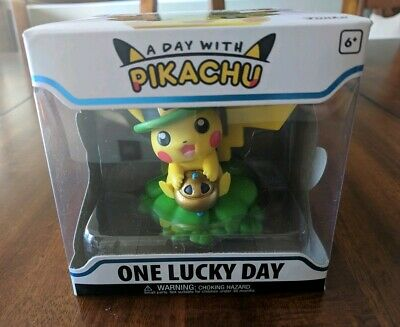 ~A Day With Pikachu~ One Lucky Day FUNKO Pokemon exclusive figure
