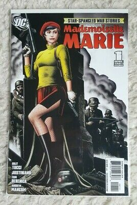 Star Spangled War Stories: Mademoiselle Marie One Shot (DC Comics, 2010)