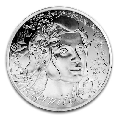 2019 France Silver €20 Marianne (Face Value Coin) - SKU#186993