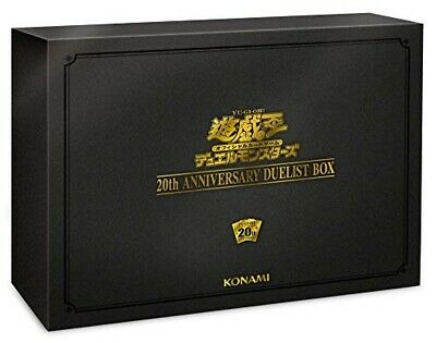 【EMS】 Yu-Gi-Oh YuGiOh 20th ANNIVERSARY DUELIST BOX with Tracking
