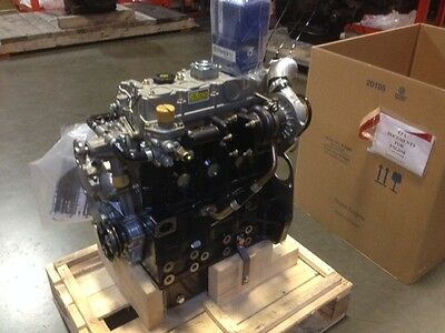 PERKINS GP30609N DIESEL Engine 57 Hp 404D-22T Brand New - No Hassle Core