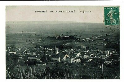 CPA-Carte postale---FRANCE -Cannes Panorama-1917- VM1585