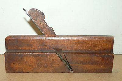 """Vintage Moseley & Son New Oxford St WC, ½"""" Fully Boxed Ovolo Molding Plane INV"""