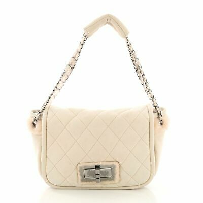 7f1adc411b32e4 CHANEL PINK BEIGE Suede Leather