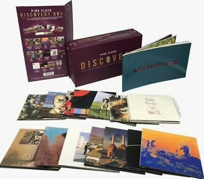 Pink Floyd Discovery 16 CD Box Set Sealed Free Shipping
