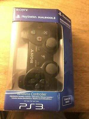 Ps3 Official Sony Dualshock 3 Sixaxis Wireless Controller PlayStation 3