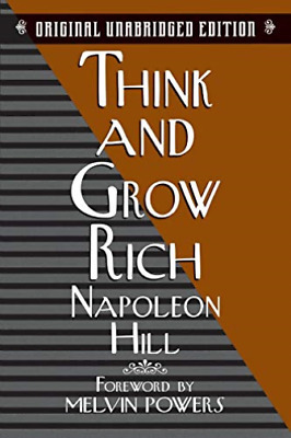 `Hill, Napoleon`-Think And Grow Rich BOOK NUOVO