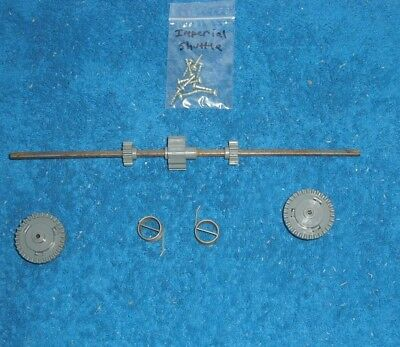 Star Wars Imperial Shuttle Parts 1984 Wing drop Gear section springs rod screws