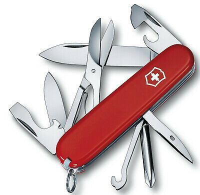 Victorinox Swiss Army Super Tinker Pocket Tool