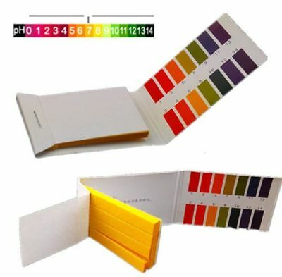 Fish Tank 80pcs PH 1-14 Litmus Paper PH Test Strips 24HR DISPATCH FROM UK