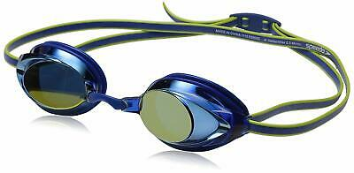 12-Pack Horizon Blue Speedo Vanquisher 2.0 Mirrored Swim Swimming Goggle