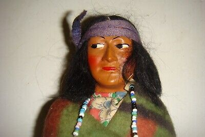 Skookum Native American Indian doll