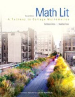 Math Lit by Heather Foes and Kathleen Almy (2016, Ringbound)