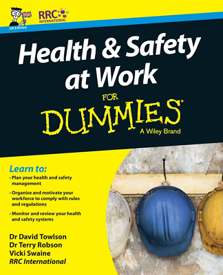Health and Safety at Work For Dummies (For (Business & Personal Finance))