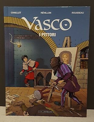 Vasco - tome 28 - I pittori  - EO - TBE