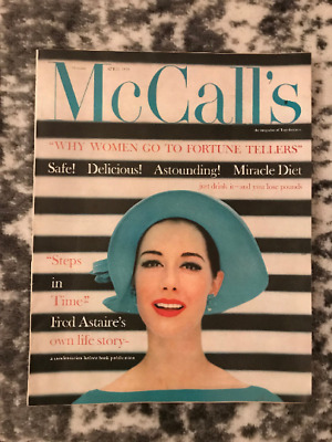 McCall's The Magazine of Togetherness April 1959 RARE Vintage Magazine