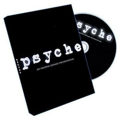 Psyche by Andrew Gerard - Magic Tricks