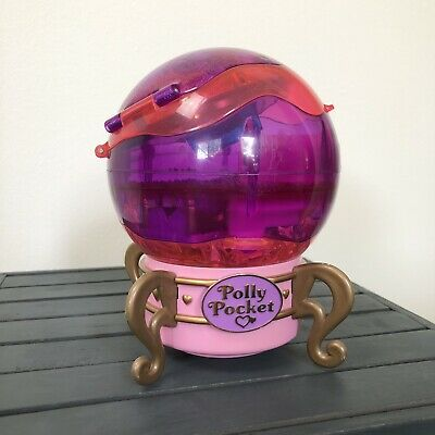 Vintage Polly Pocket 1996 Jewel Magic Ball Playset