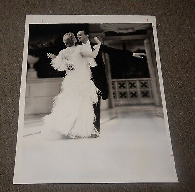 Old Vintage Photo Fred Astaire Ginger Rogers Top Hat 14 99 Picclick