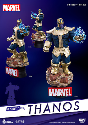 Toy Used Very Good A3 Infinity War Thanos Ds-014 D-Select Series 6in
