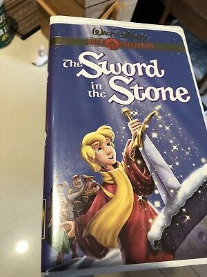The Sword in the Stone (VHS, 2001, Gold Collection Edition)