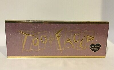 Too Faced Then and Now Eyeshadow Palette Cheers to 20 Years - New in Box