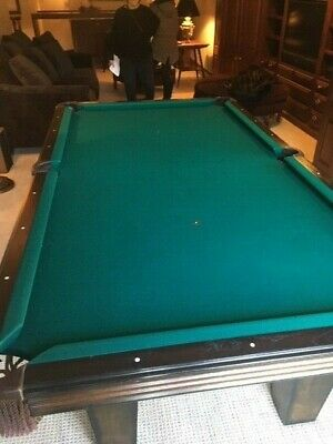 8 foot OLHAUSEN Pool Table with all Accessories \u0026 Cover ML & 8 FOOT OLHAUSEN Pool Table with all Accessories \u0026 Cover ML ...