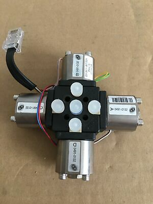 For Agilent proportional valve solenoid valve G1311-67701 MCG Valve Assy