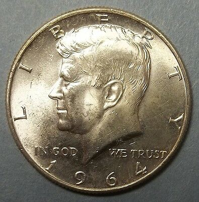 1964P Kennedy Half Dollar Lot FKHDee