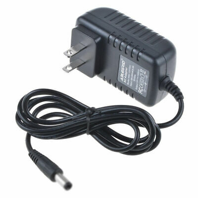 ABLEGRID 3V 1A 1000mA AC Adapter to DC Power Charger 5.5/2.1mm Center Positive