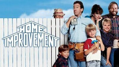 Home Improvement The Complete 1St Season Tv Show