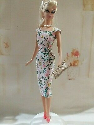 Silkstone Barbie  Dress And Accessories