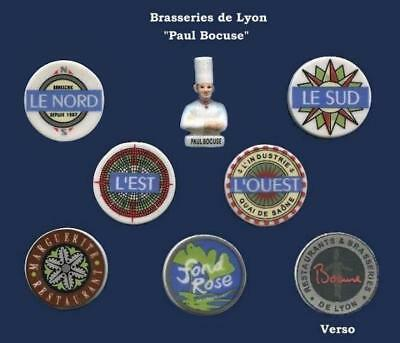 Serie Complete De Feves Perso Paul Bocuse
