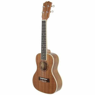 Padova *New* Natural Mahogany Ukulele Rosewood Fingerboard - DJ City