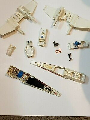Star Wars Vintage xwing X-wing Parts Working Electronics Cannons choose
