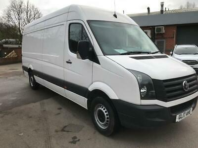 f9e9cac29f Volkswagen Crafter CR35 LWB DIESEL 2.0 BMT TDI 140PS HIGH ROOF EURO 6 (2017)