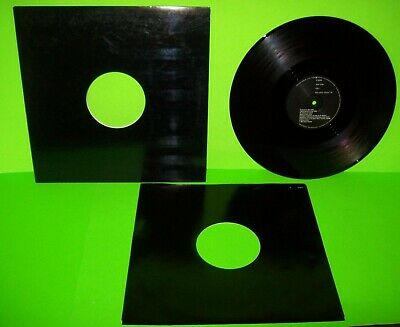 """New Order Sub-Culture Vinyl 12"""" Record Electronic Synth-Pop Allied Pressing"""