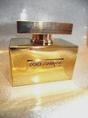 Dolce Gabbana édition the one  VIDE 75 ml