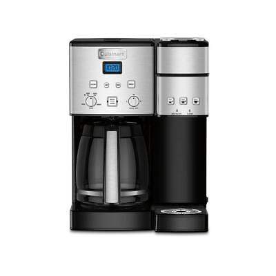 Coffee Center 12-Cup Coffeemaker and Single-Serve Brewer Cuisineart Housewarming