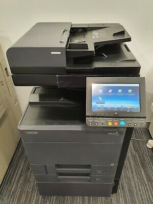 Kyocera TASKalfa 2552ci Colour Copy,Scan to email,Network Print, USB Print/Scan