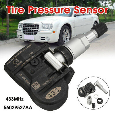 Tire Pressure Monitoring System Sensor 56029527AA TPMS 433MHz For Chrysler  /