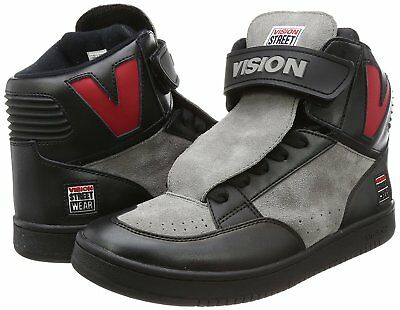 VISION STREET WEAR Skateboards Sneakers Canvas Slip-on WOOMBA Japan Limited Cool